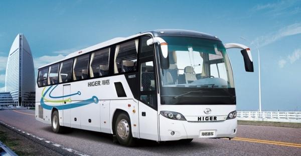 35座到45座旅游企事业班车车型