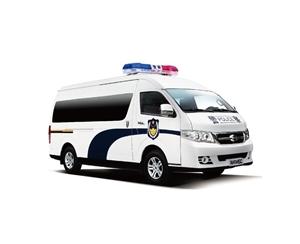 警务专用车